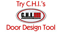 Design Your Own C.H.I. Overhead Door